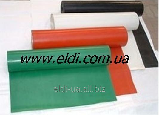 Стеклоткань с силиконом 1,0х1200мм цвет красный