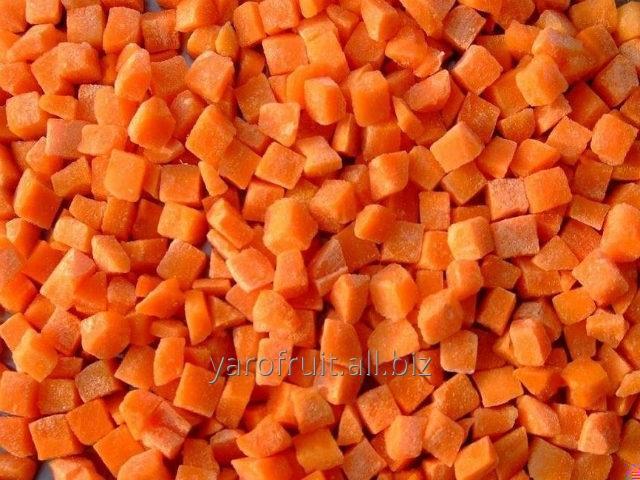 Замороженная морковь кольца (Украина)