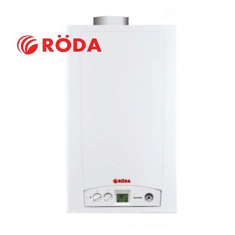 Купить Газовый котел RÖDA VorTech Duo CS 24 (турбо. 2 теплообменника)