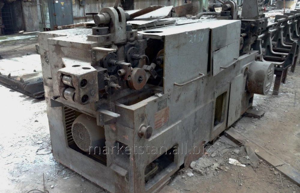 И6122А Автомат правильно-отрезной для круглого и фасонного проката
