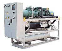 Купить Охладители жидкости, чиллеры - позволяют обеспечить независимое регулирование температуры одновременно в большом количестве помещений