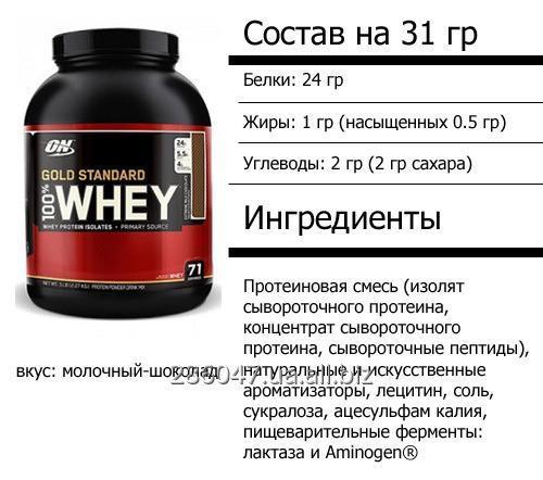 Купить Протеин сывороточный 100 % вей голд стандарт 100% Whey Gold Standard USA (2,3 kg )