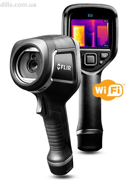 Тепловизор Flir E5 Wi-fi