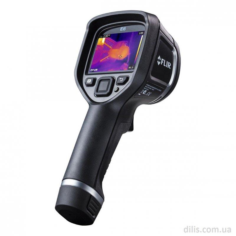 Тепловизионная инфракрасная камера FLIR Е6, Тепловизор FLIR Е6