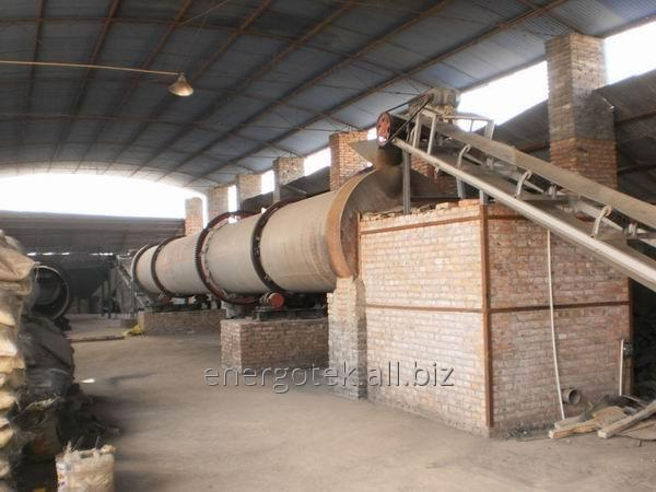 Dryer drum for drying of any loose, the drying equipmen
