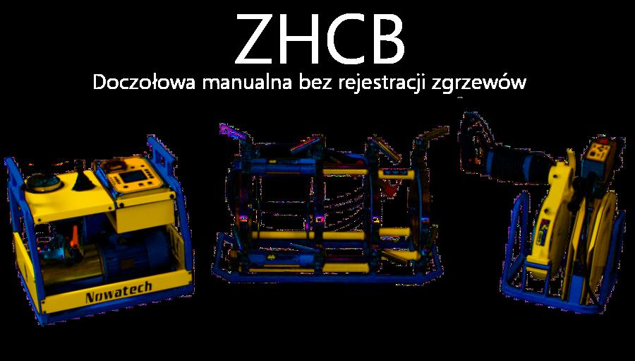 NOWATECH ZHCB-Зварювальний апппарата з ручним керуванням