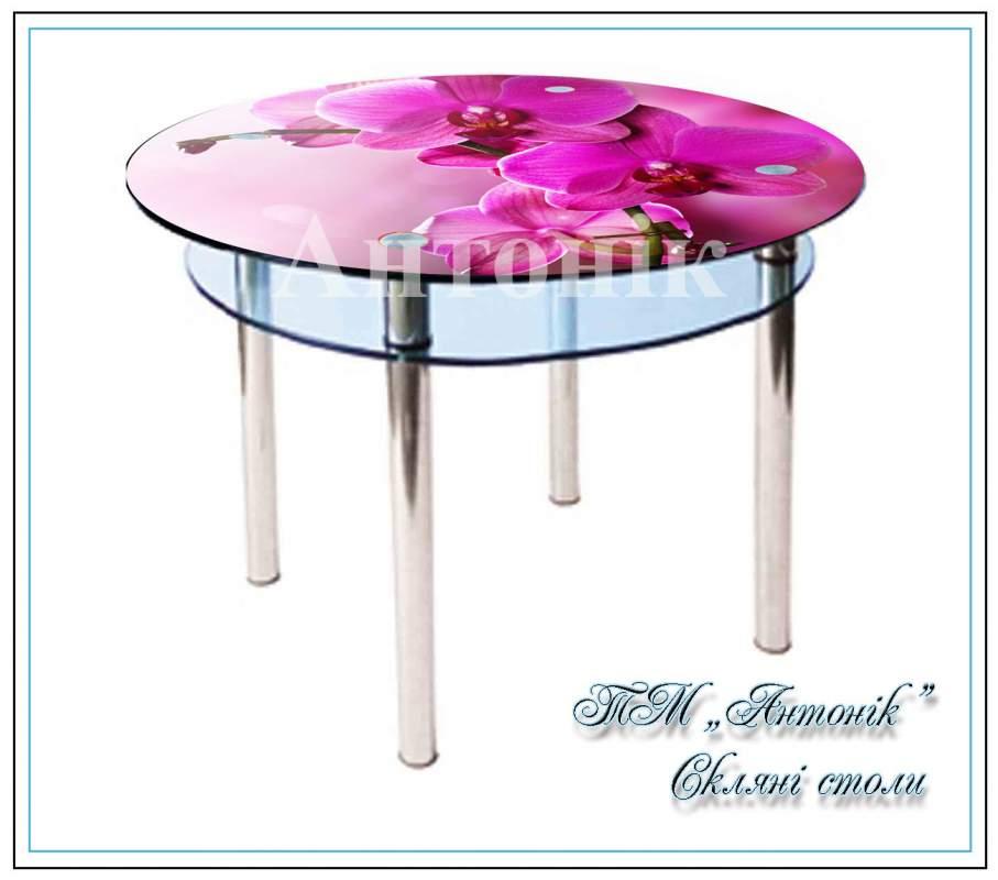 Купить Кухонные столы Кс-3 № 200 на металлических опорах