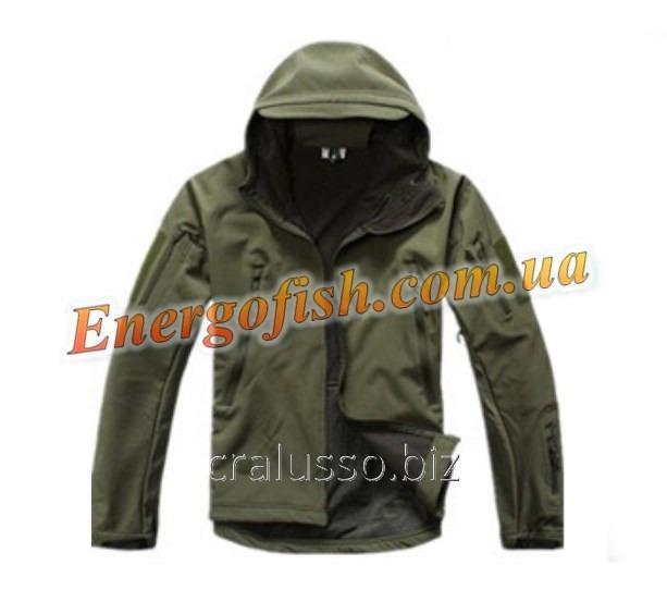 Купить Куртка Scout Energo Team Хаки мембрана (48)