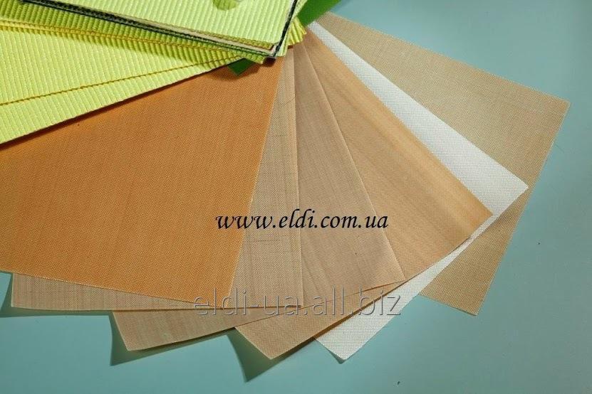 Фторопластовая лакоткань 0,15мм (клей) ширина рулона 1000мм цвет