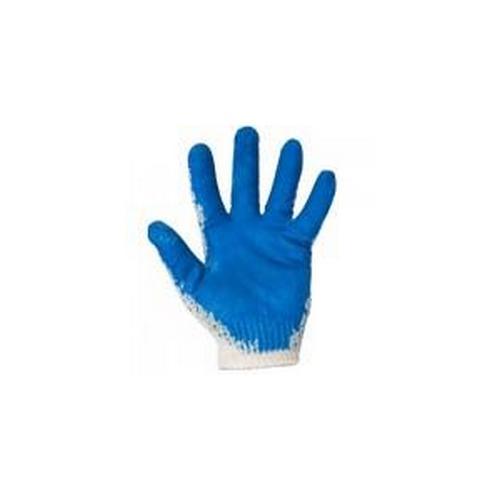 Перчатки рабочие с латексным обливом