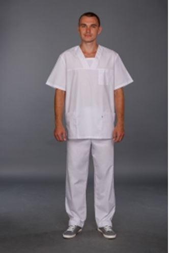 Купить Хирургический костюм мужской