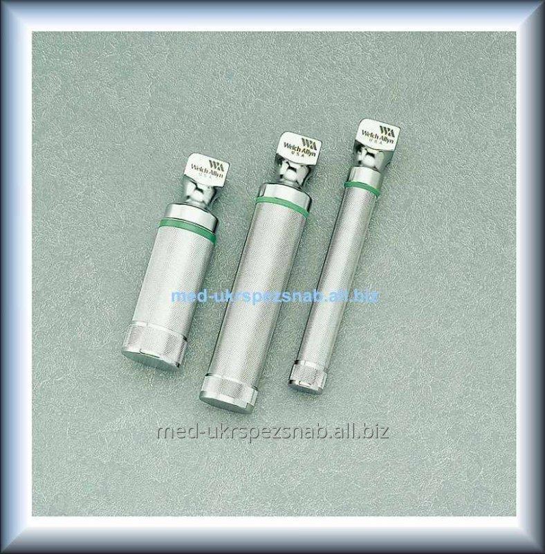 Купить Рукоятки для оптоволоконного ларингоскопа (Welch Allyn)