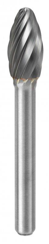 Купить Борфреза пламевидная тип H 6,0 твердосплавная ВК8, арт. 10033