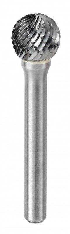 Купить Борфреза сферическая тип D 10,0 твердосплавная ВК8, арт. 10036