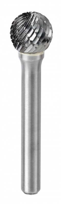 Купить Борфреза сферическая тип D 12,5 твердосплавная ВК8, арт. 10038