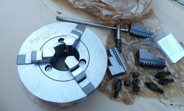 Купить Патрон токарный 3-х кулачковый d 250, арт. 13856
