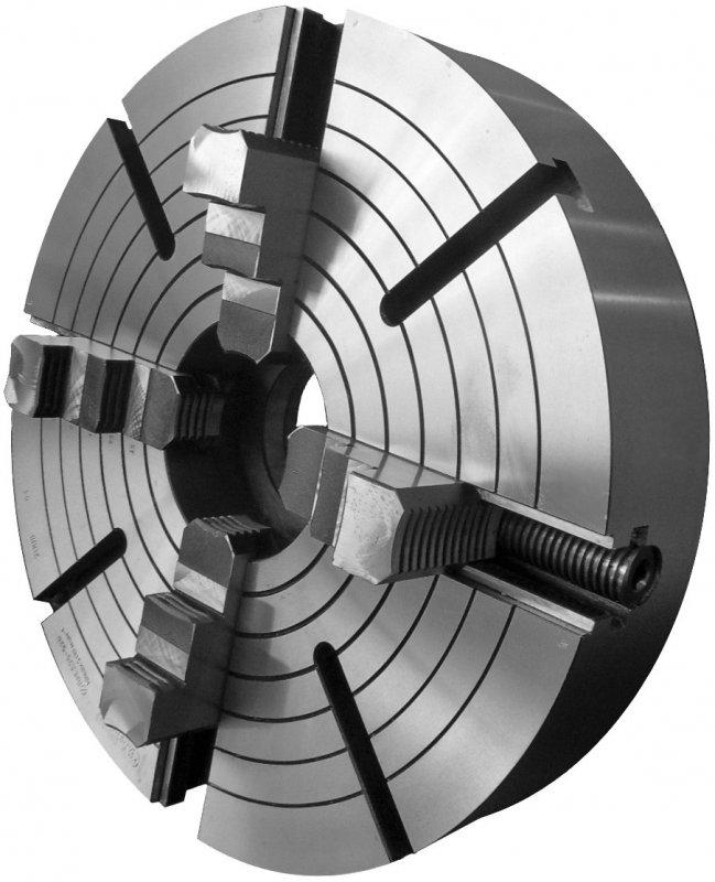Купить Патрон токарный 4-х кулачковый 200 мм, арт. 13881