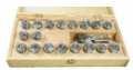 Купить Патрон цанговый КМ4 и комплекты цанг 3-16 через 0,5, арт. 13989