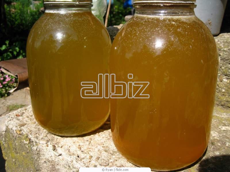 Купить Мёд с орехами