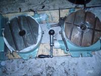 Купить Стол поворотный круглый фрезерный горизонтальный диаметр 250 мм., арт. 17904