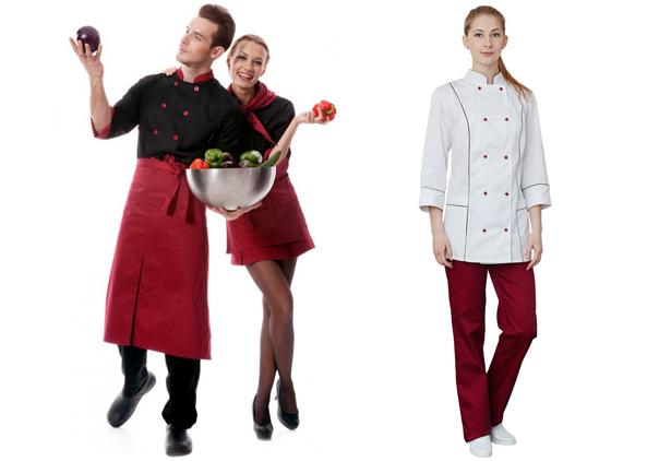 Trang phục cho lĩnh vực dịch vụ và thương mại