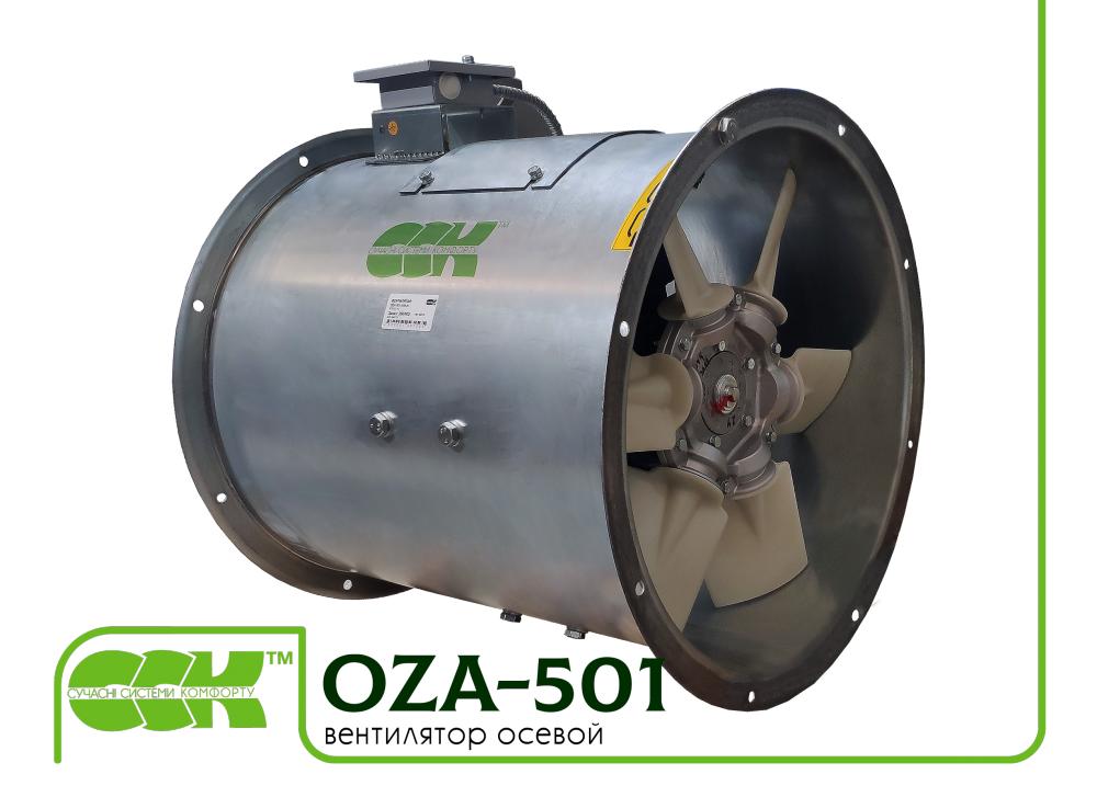 Kup teď Axiální ventilátor OZA 501