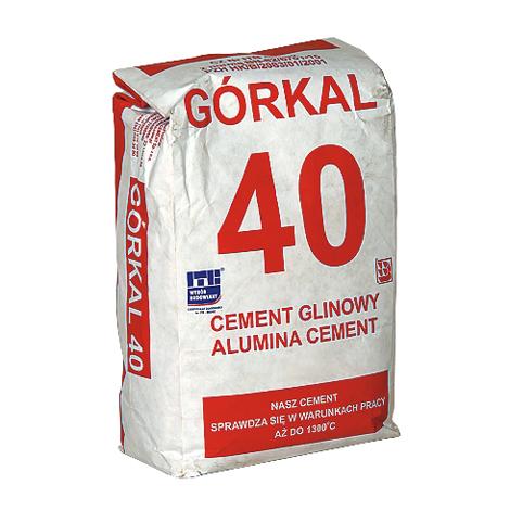 Купить Глинозёмистый цемент Górka Cement Górkal 40