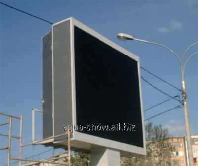 Купить Светодиодный уличный видео экран PH10 outdoor SMD