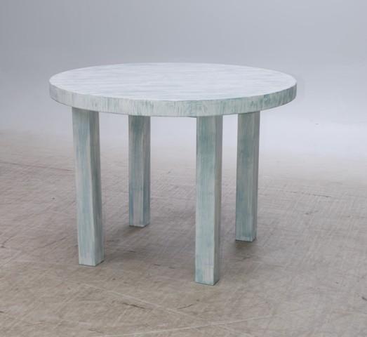 Стол круглый деревянный 1000 мм