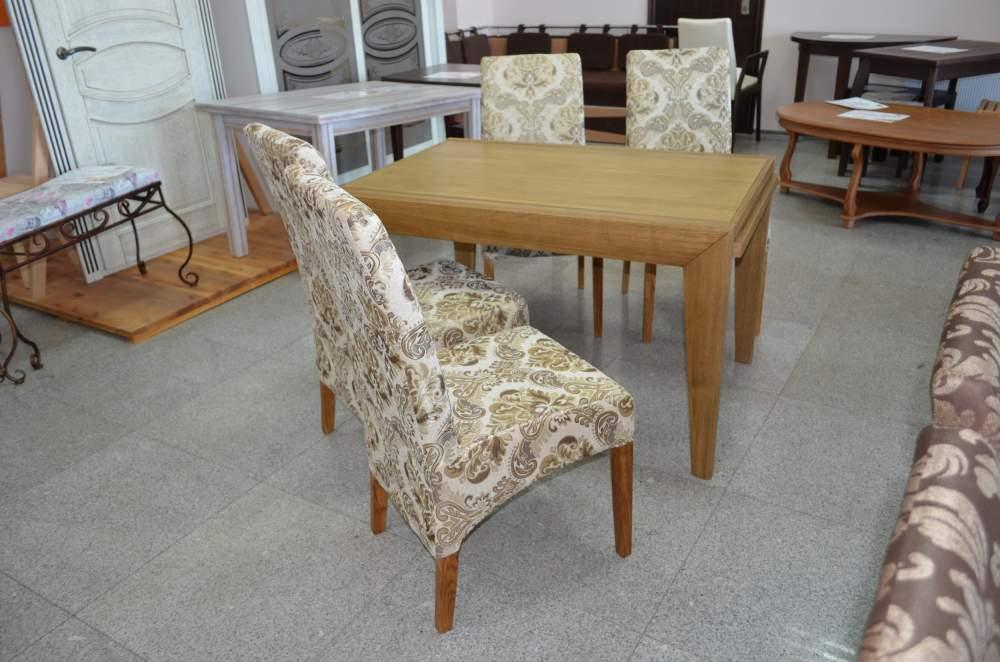 """Набор мебели: стол """"Ганс"""" и стулья """"Цезарь"""""""