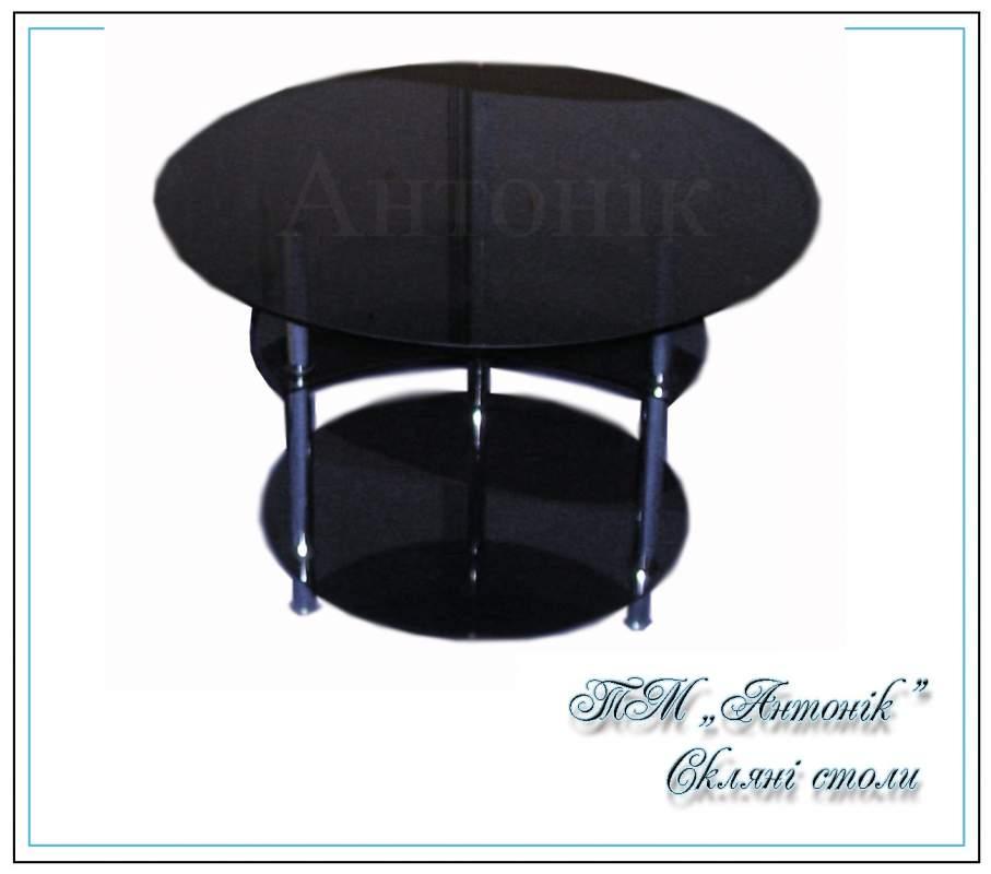 Купить Журнальный стол ст-305 тон на металлических опорах