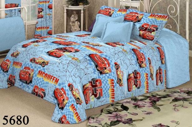 Купить Детское постельное белье McQueen 5680