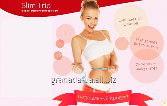 Комплекс Slim Trio Слим Трио для похудения
