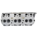 Головка блока цилиндров ЯМЗ 236, ГБЦ двигателя.