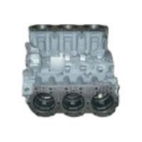 Блок цилиндров двигателя ЯМЗ 236.