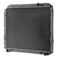 Радиатор  ЗИЛ 133 ГЯ водяного охлаждения.