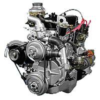 Двигатель автомобиля Газ 51.