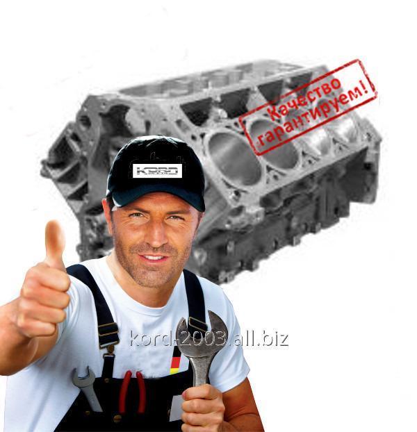 Ремонт блока цилиндров КАМАЗ 740, евро