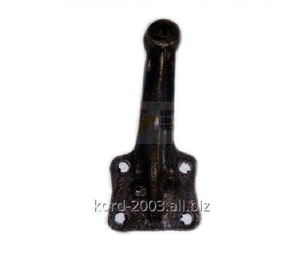 Рычаг поворотного кулака к продольной рулевой тяге ЗИЛ-131