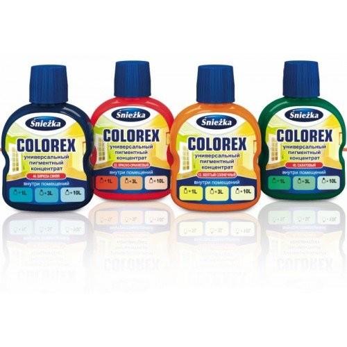Купить Краситель Colorex 51 Голубой 100мл