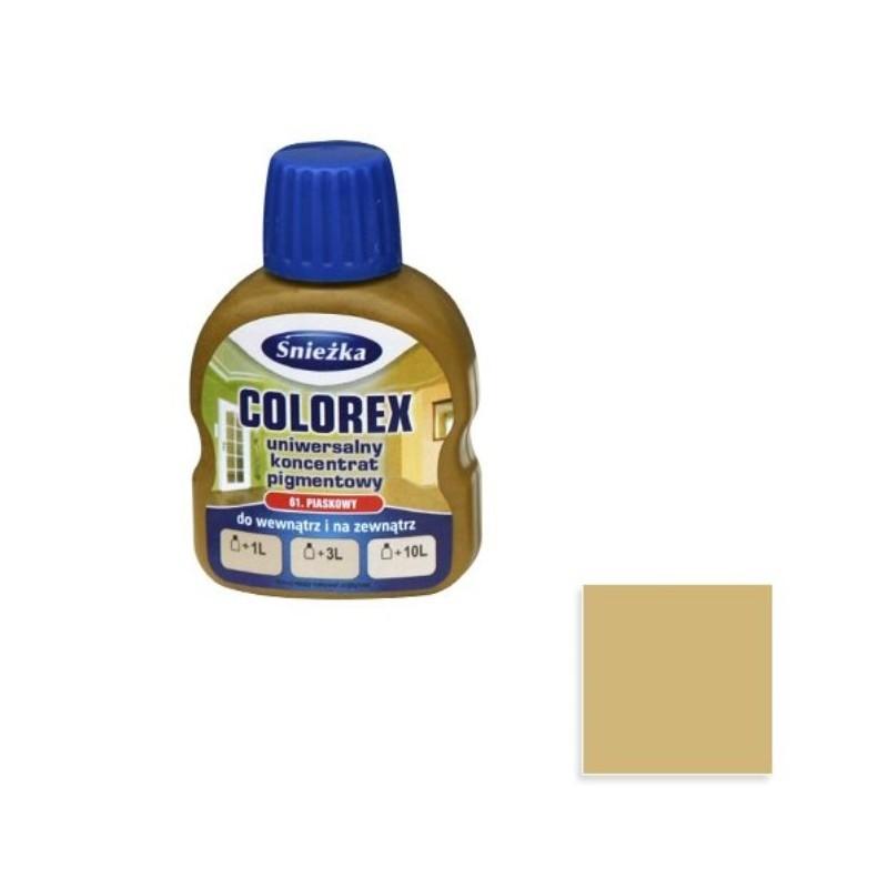 Купить Краситель Colorex 61 Песочный 100мл