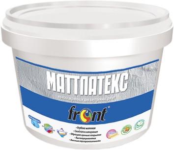 Купить Краска Фронт ВД маттлатекс 12кг