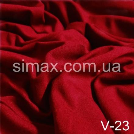 Купить Ткань вискоза трикотаж, вискозная ткань, вискоза трикотаж, Код: V-23 Бордо