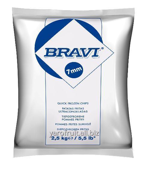Картофель фри Bravi 10mm, 7mm