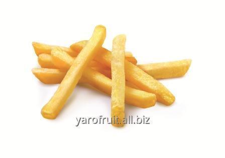 Классический прямой картофель фри Frites 10mm