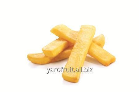 Картофель фри стейкхаус Steakhouse Frites (10-12 mm)
