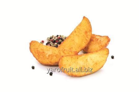 Картофельные дольки в специях SEASONED WEDGES