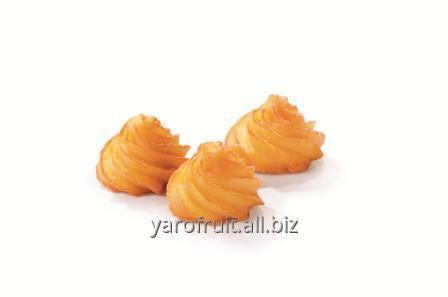 Картофельные специальности из пюре