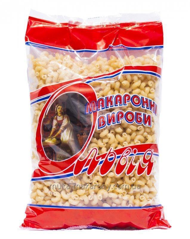 Макароны Пружина 1 кг «Ольвия Микс»