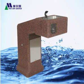 Купить Каменный питьевой фонтан TL67